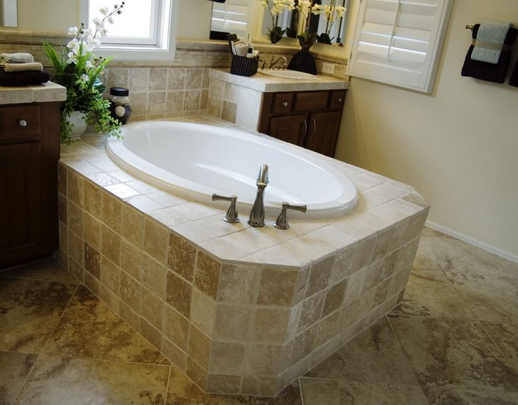 Stone Tile Flooring in Atwater, CA